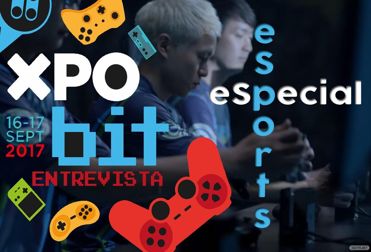 XpoBit Almería Entrevista especial eSports