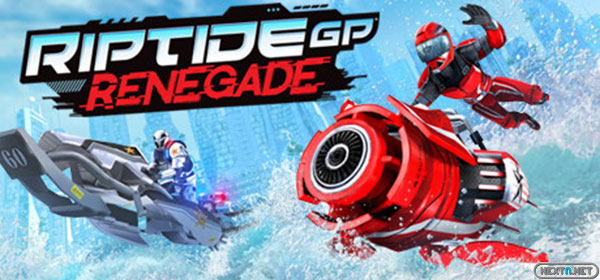 Riptide GP Arcade Switch