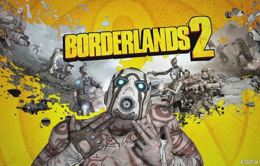 Borderlands 2 Gearbox
