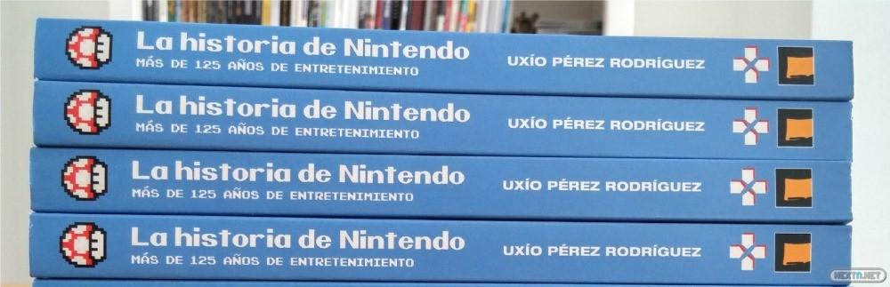 Entrevista Uxío Pérez Historia de Nintendo
