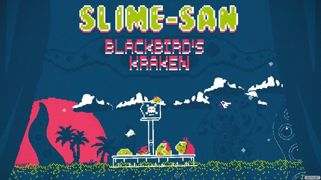 Slime-San Blackbird's Kraken