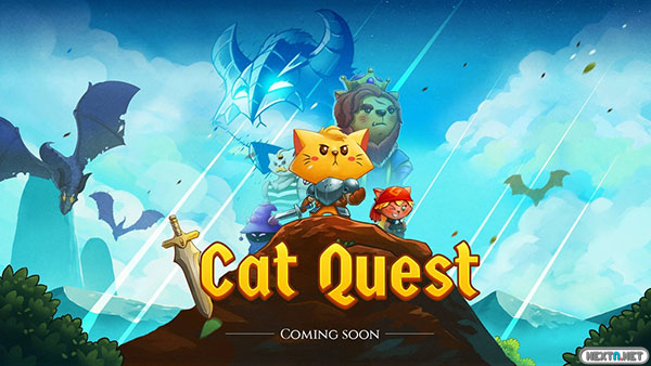 Cat Quest Switch