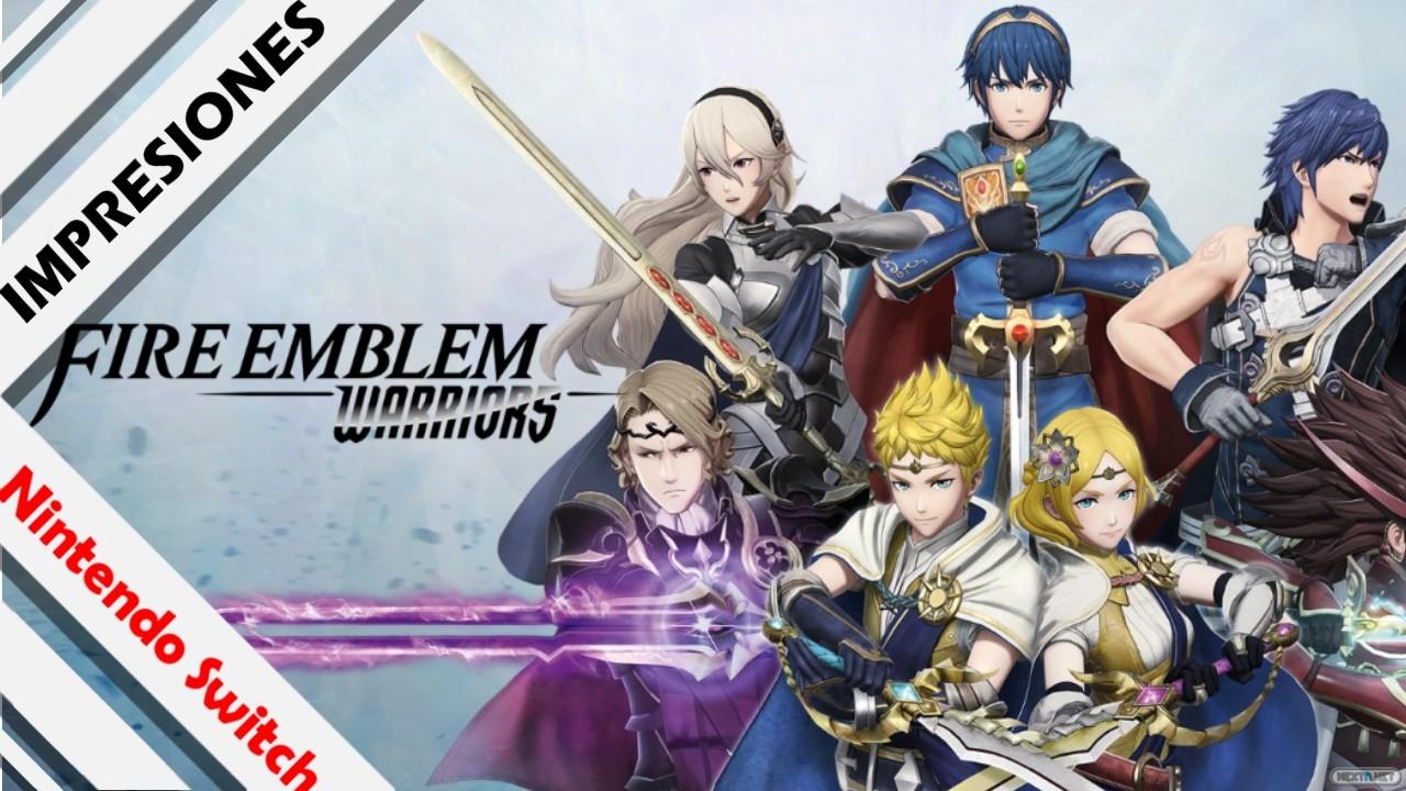 Impresiones Fire Emblem Warriors Nintendo Switch