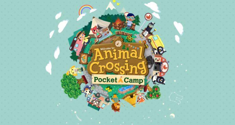 Animal Crossing: Pocket Camp Nintendo App