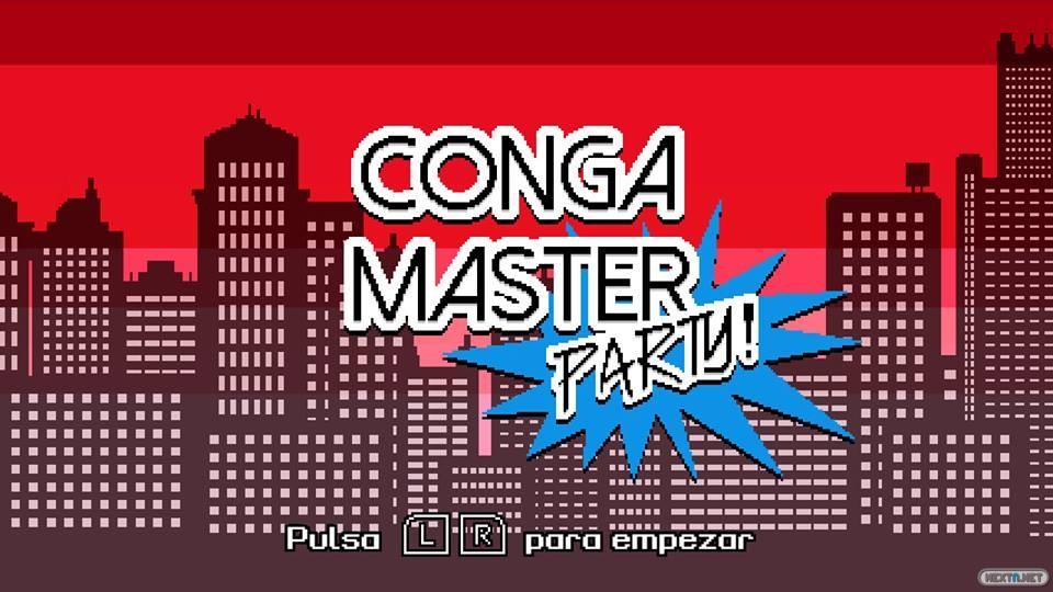 Análisis Conga Master Party!