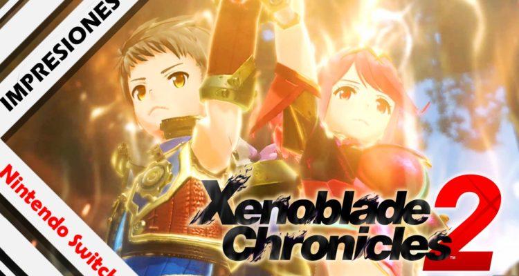 Avance Xenoblade Chronicles 2