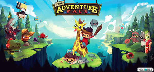 The Adventure Pals Switch