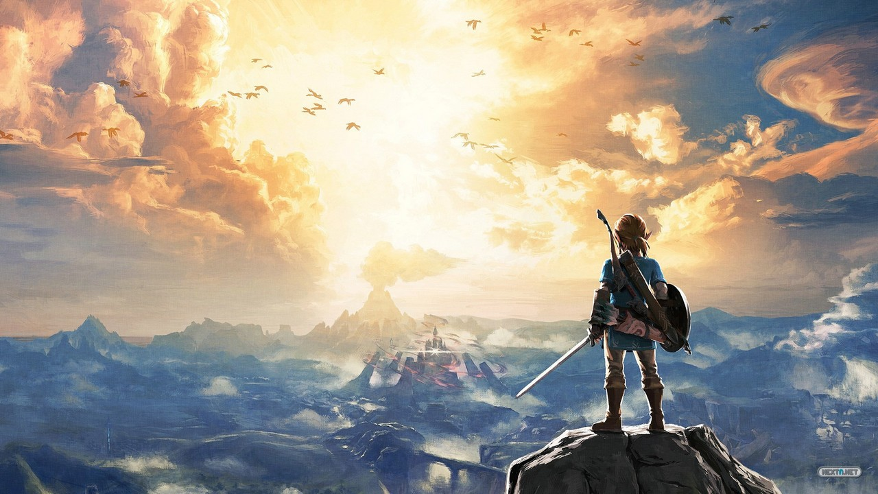 Zelda Breath of the Wild Game Awards 2017 GOTY