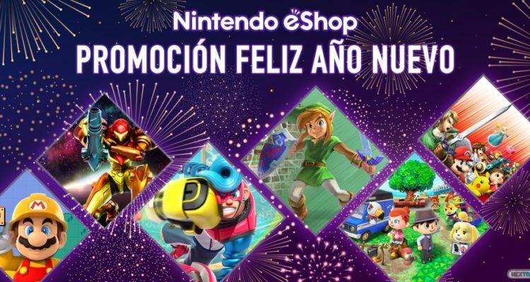 Ofertas eShop Año Nuevo
