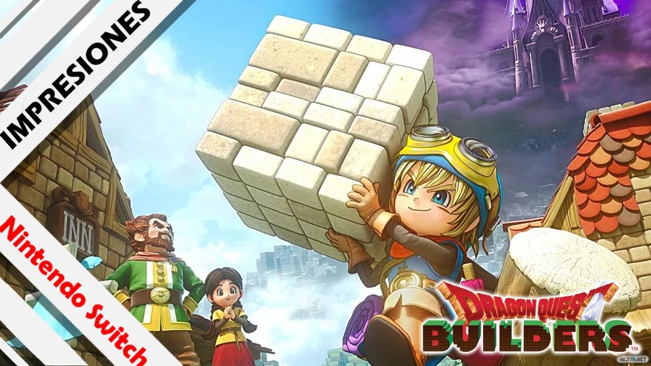 Dragon Quest Builders avance preview