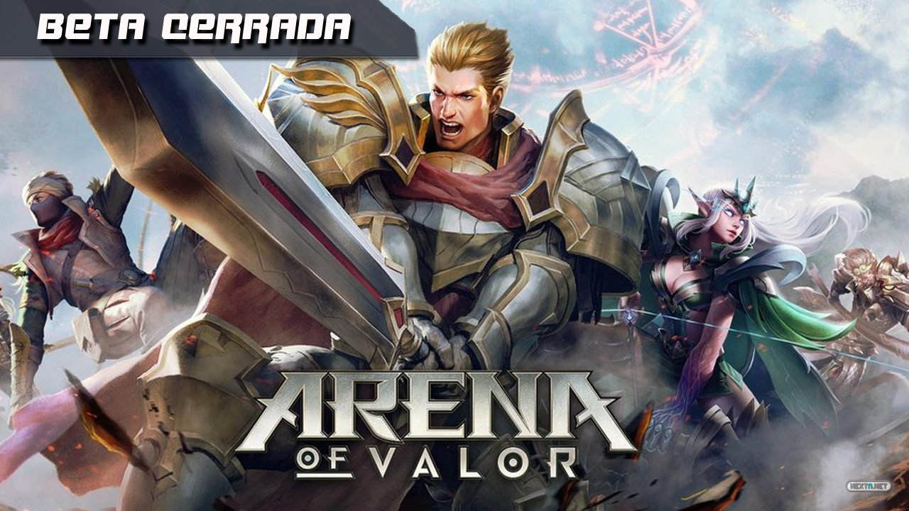 Arena of Valor Beta Cerrada Nintendo Switch