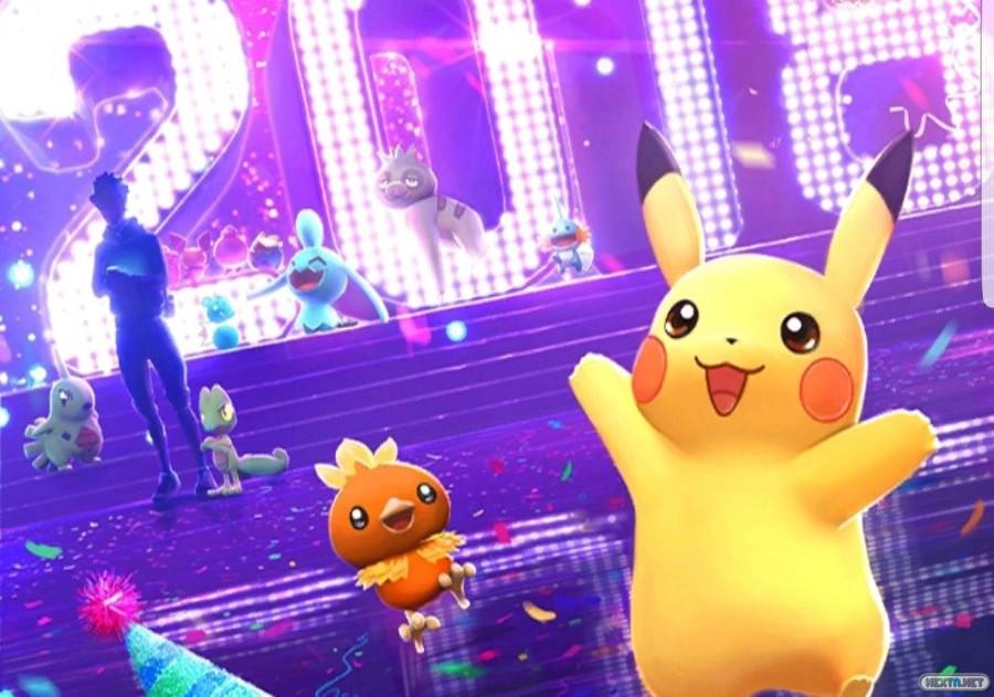 Pokémon GO actualización 2018