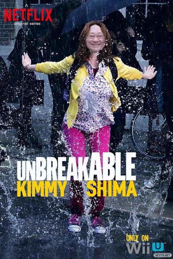 Unbreakable Kimi Shima Netflix Switch