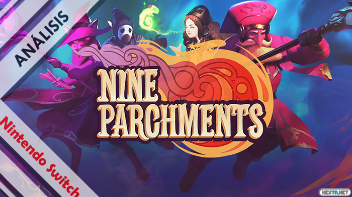 Nine Parchments Switch
