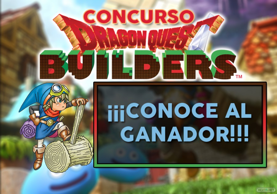 Concurso Demo Dragon Quest Builders ganador