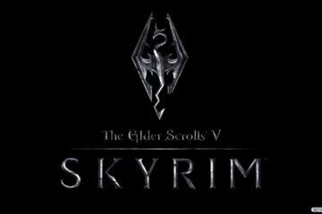 Logo The Elder Scrolls V: Skyrim
