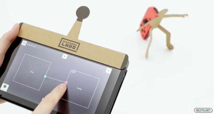 Nintendo Labo Toy-Con Garage