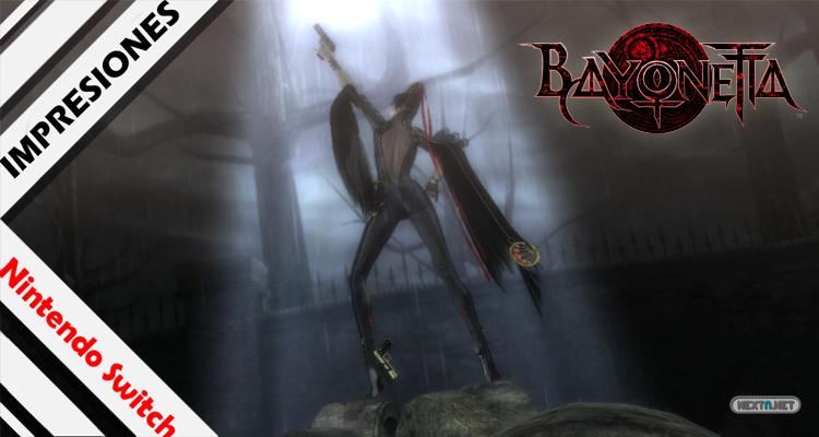 Bayonetta Nintendo Switch Primeras Impresiones