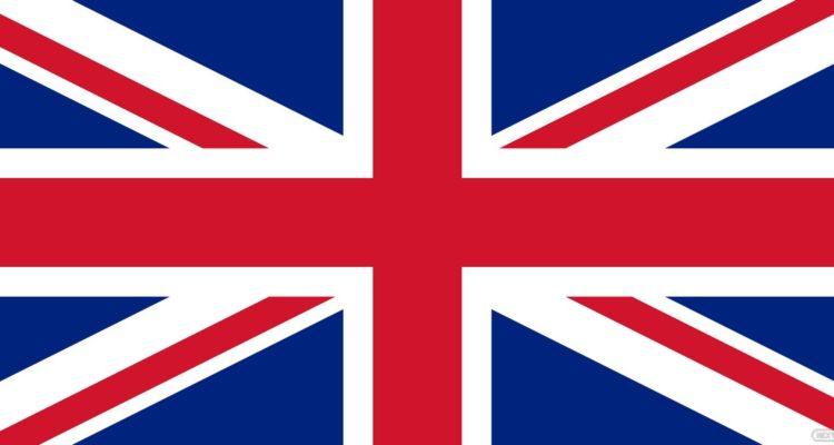 Reino Unido Bandera