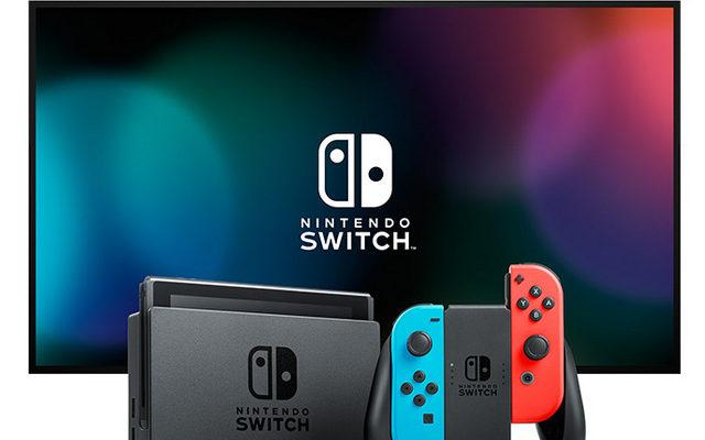 1802-08 Exito de Nintendo Switch
