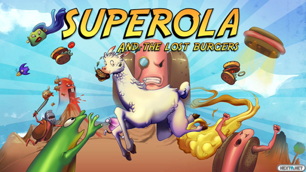 Superola and the Lost Burgers Switch