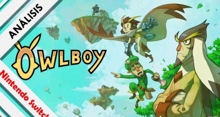 Owlboy análisis Nintendo Switch
