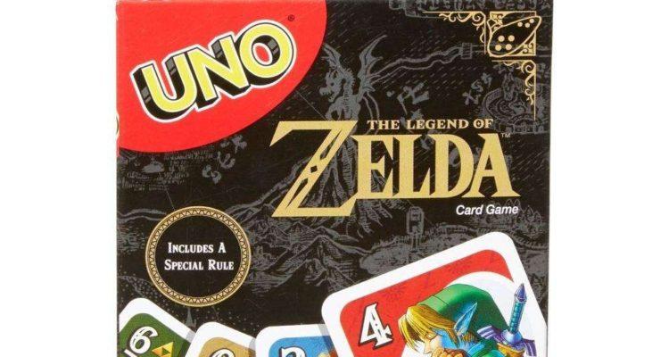 UNO Zelda