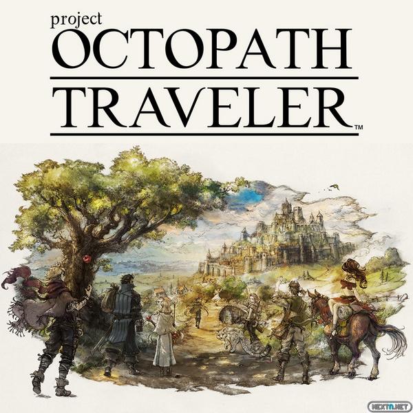 1803-05 Proyect Octopath Traveler 01