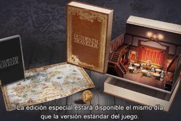 Octopath Traveler Edición Especial