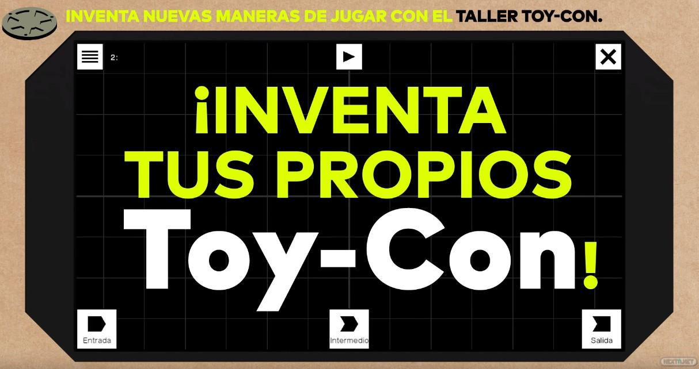 Nintendo Labo Taller Toy-Con