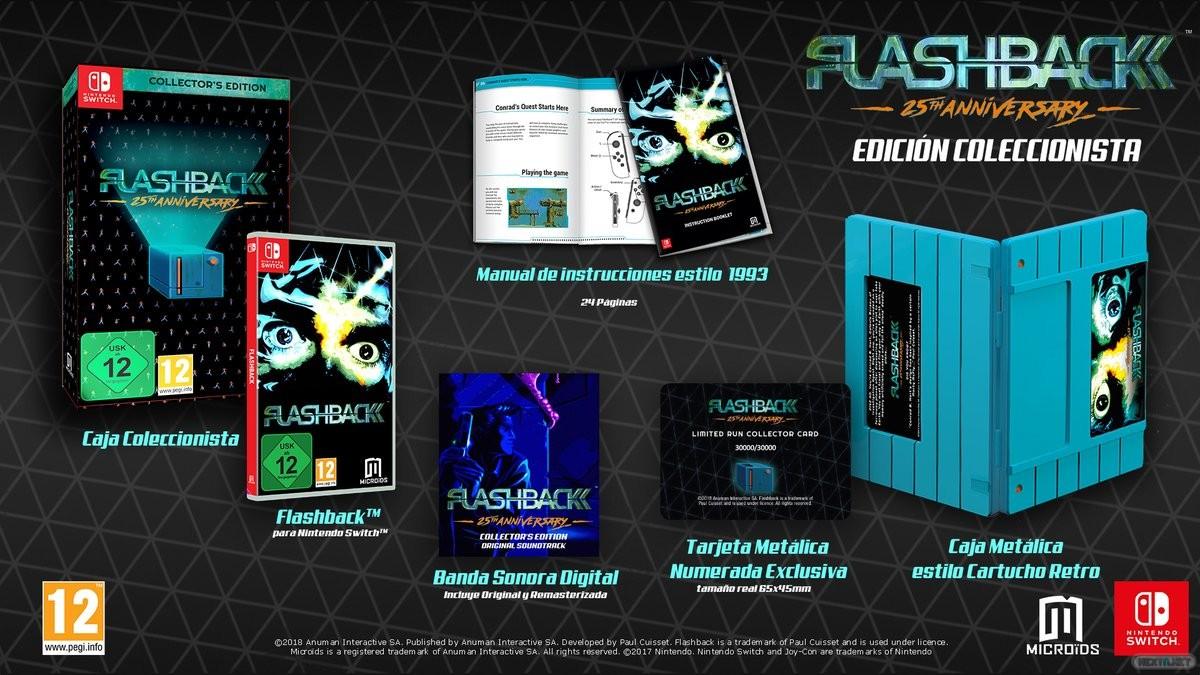 Flashback Edición Coleccionista