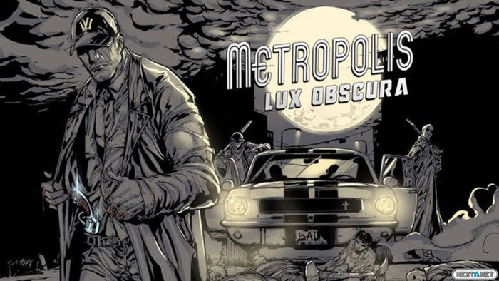 Metropolis Lux Obscura Switch