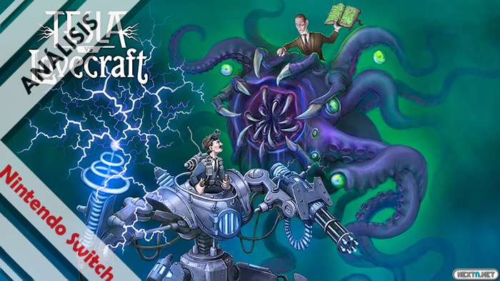 Tesla vs Lovecraft Switch
