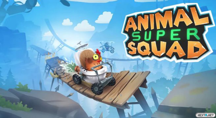 Animal Super Squad Switch