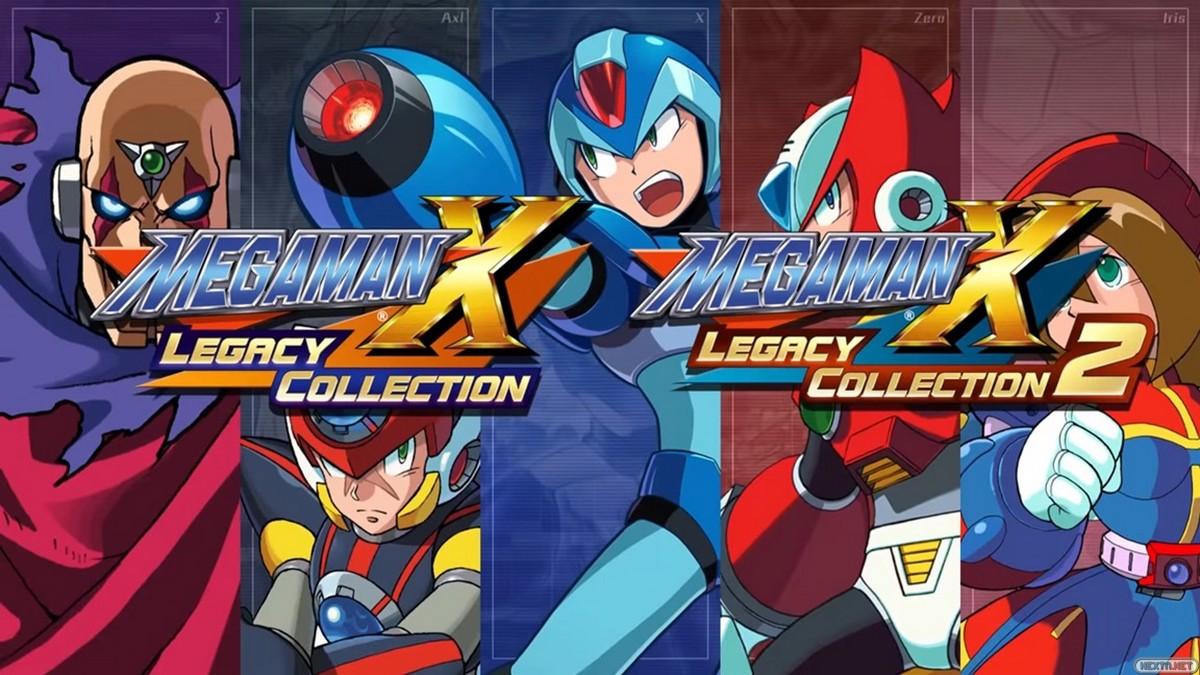 Mega Man X Legacy Collection