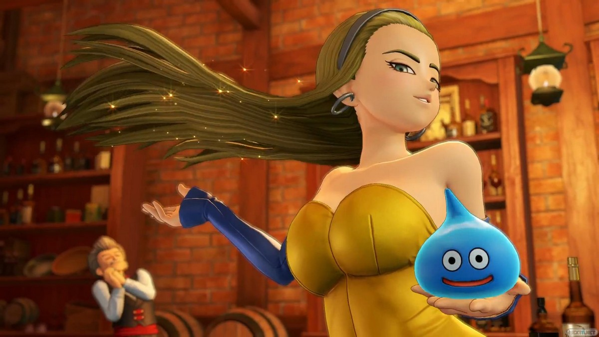Dragon Quest XI Puff Puff