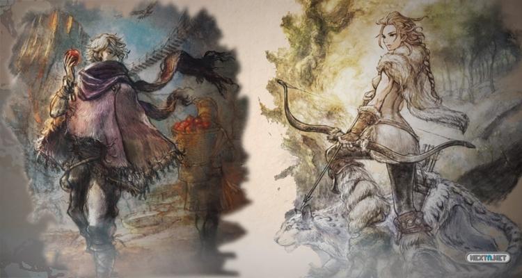 Octopath Traveler Nintendo Switch Nuevos Personajes