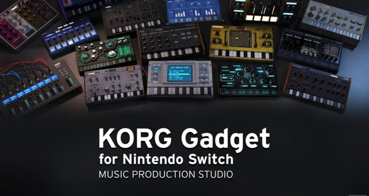 KORG Gadget Nintendo Switch