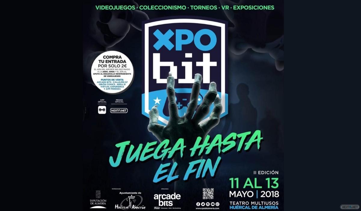 XpoBit 2 Almería