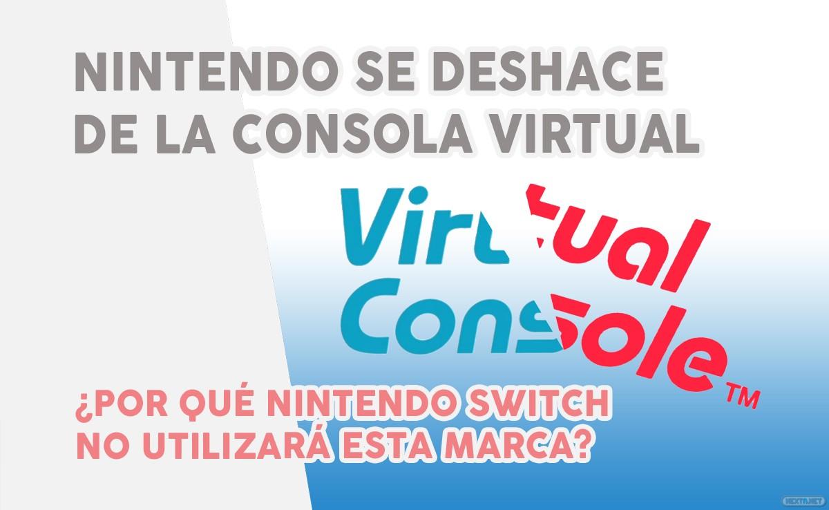 Nintendo Switch Consola Virtual