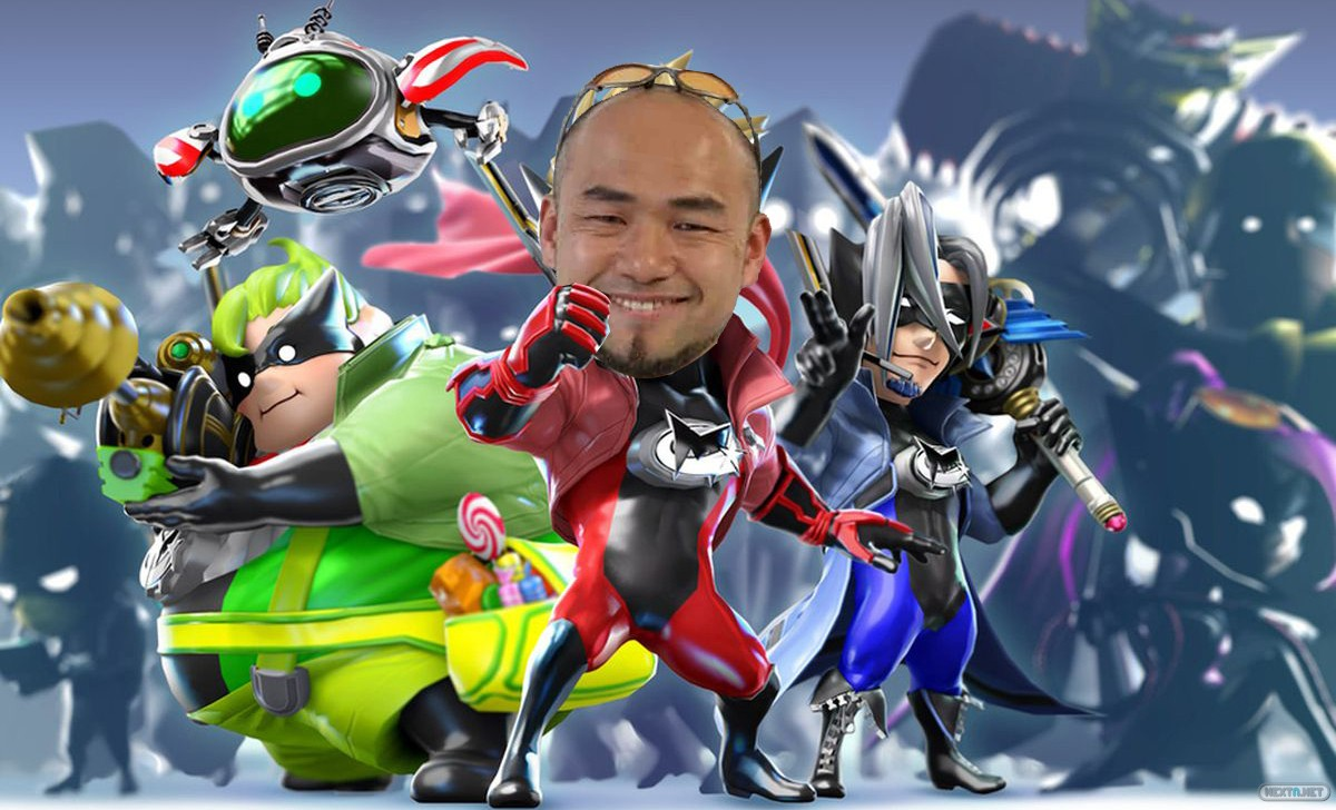 The Wonderful 101 Hideki Kamiya Platinum Games