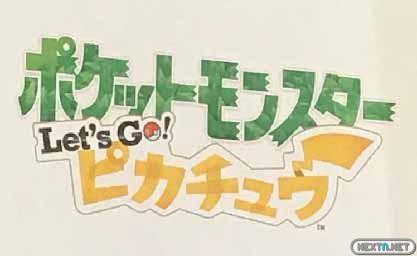 Pokémon Let's Go Pikachu Pokémon Let's Go Eevee
