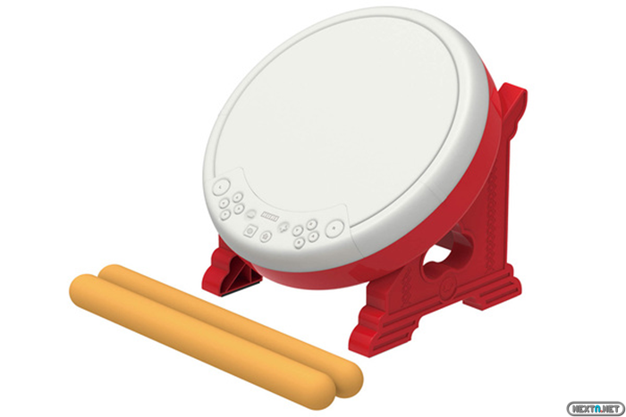 Taiko Drum Master Switch