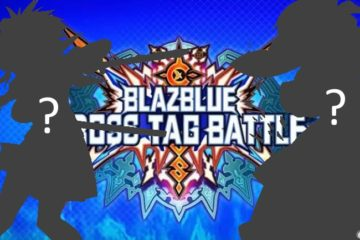 BlazBlue Cross Tag Battle Senran Kagura