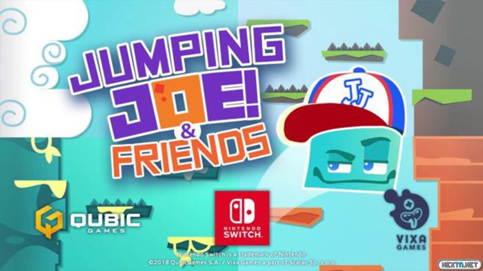 Jumping Joe Friends Switch