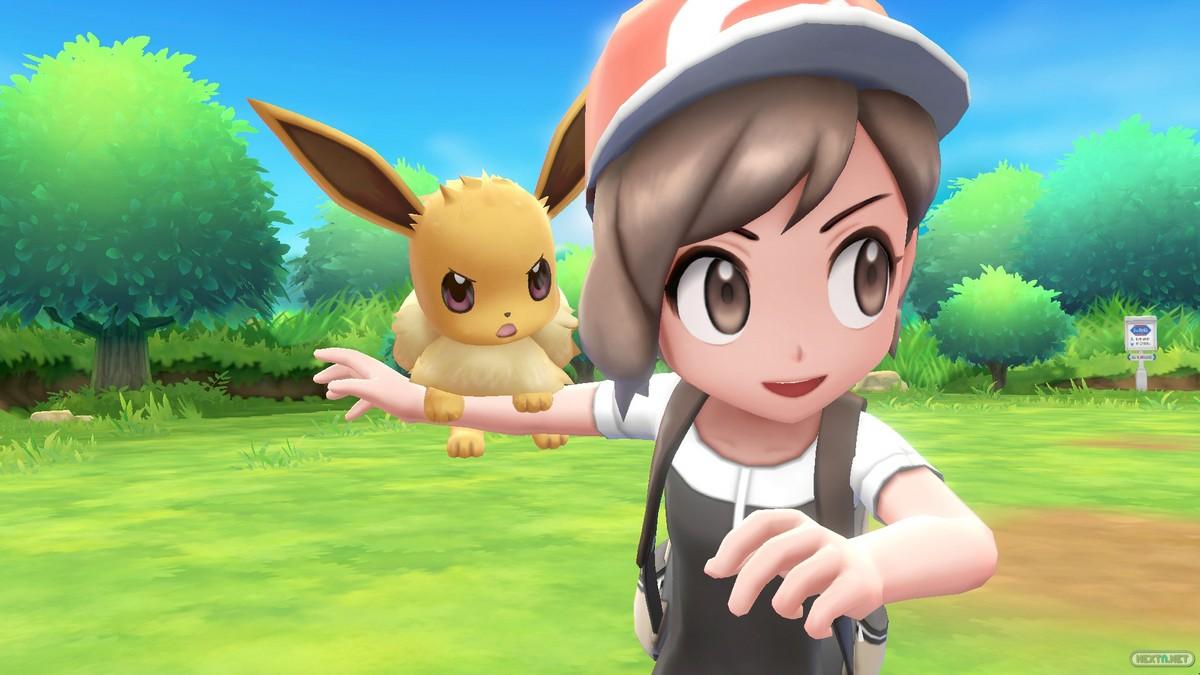 Pokémon Let's Go Pikachu Eevee 05