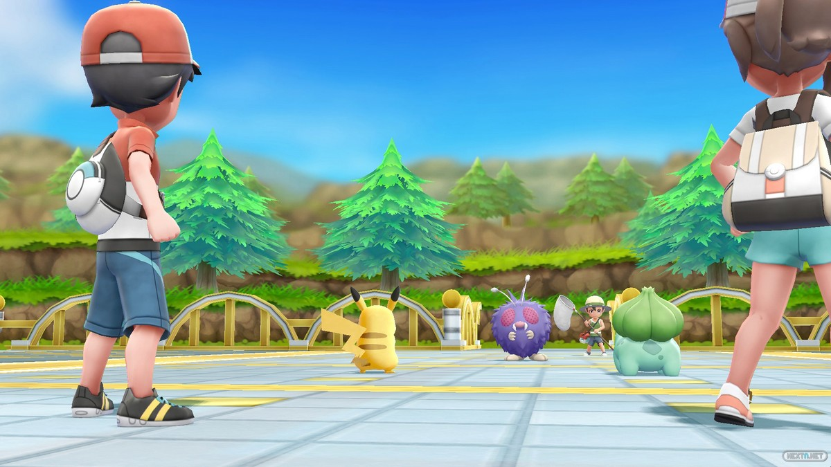 Pokémon Let's Go Pikachu Eevee 12