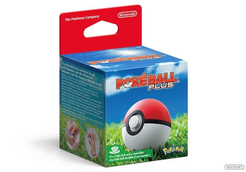 Pokémon Let's Go Pokéball Plus 05