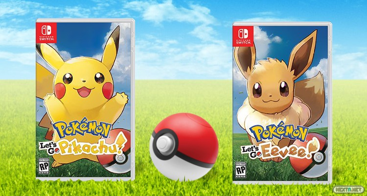 Pokémon Lets Go Eevee Pikachu Poke Ball Plus
