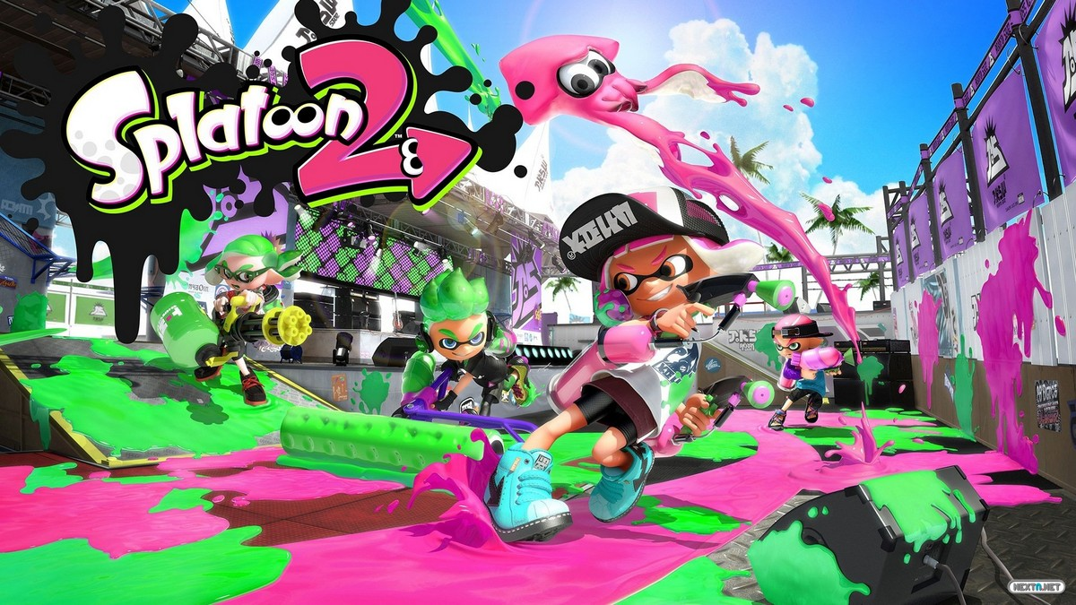 Pirañalandia Splatoon 2 4.6.1